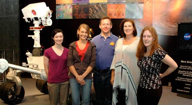 NASA - JPL Summer Interns Meet the Mentors