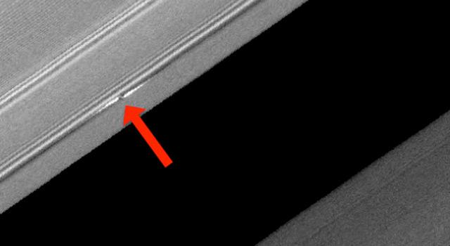 Saturn Rings Propeller