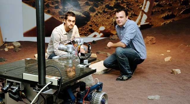 NASA - Senior Year Can Wait -- I'm Working at JPL!