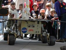 Open House at NASA's Jet Propulsion Laboratory