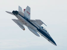 Airborne Testing for Mars Landing Radar by Dryden F/A-18