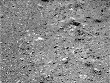 On Different Ground: Soil on Endeavour Rim