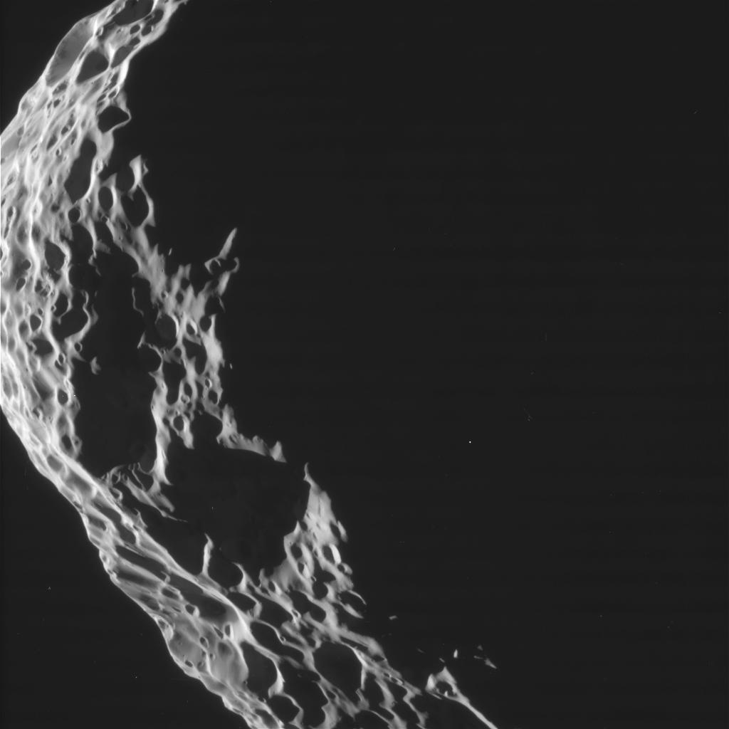 hyperion cassini spacecraft - photo #24