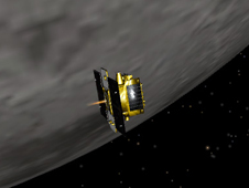 Artist concept of GRAIL-B