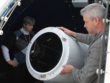 NASA's Next-Generation Satellite Laser Ranging system