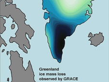 Measuring Earth's Changing Ice Mass - Greenland