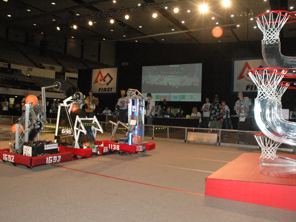 2012 First Robotics