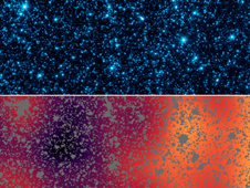 Hidden Patterns of Light Revealed by Spitzer