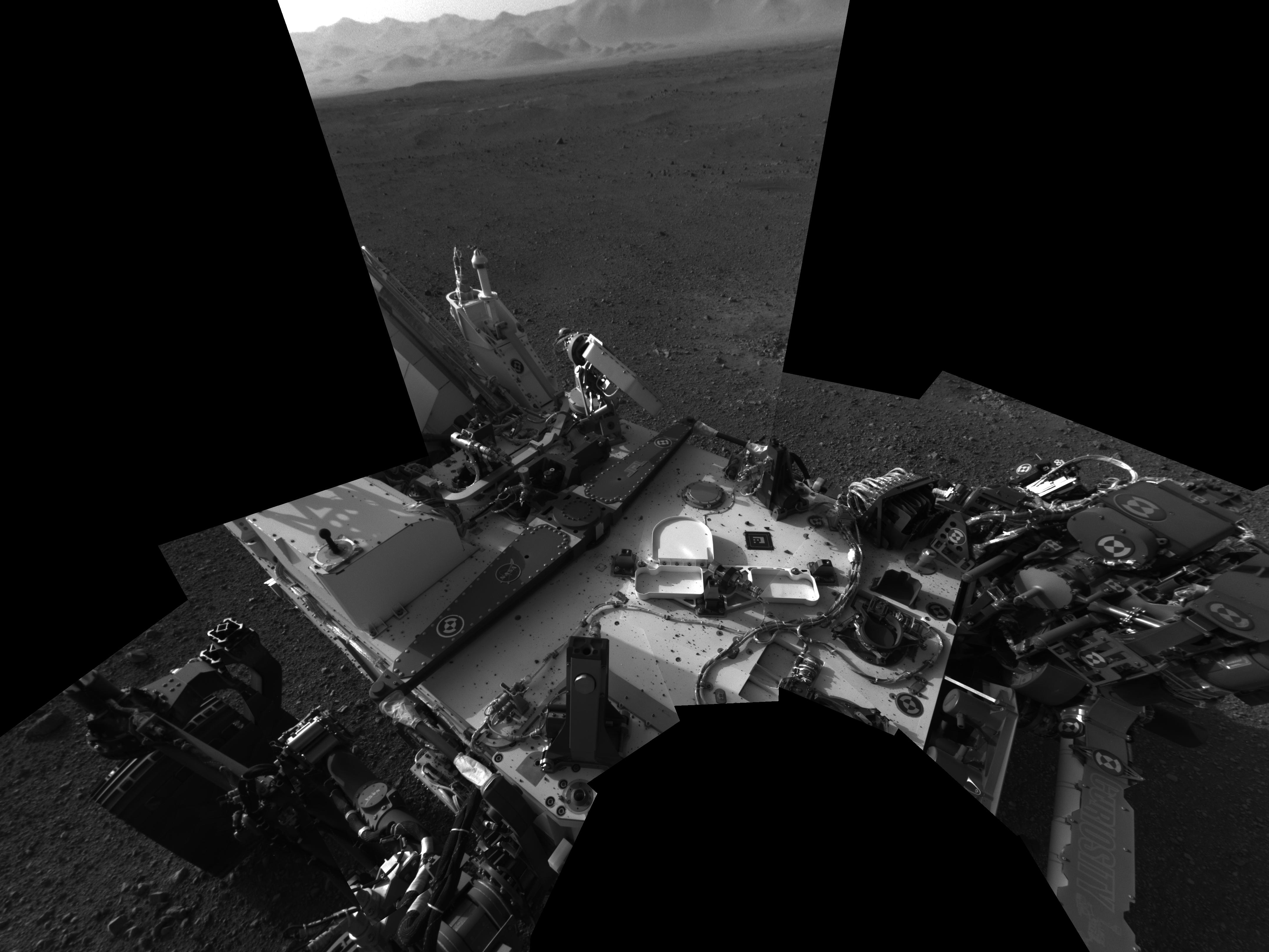 curiostiy mission space - photo #21