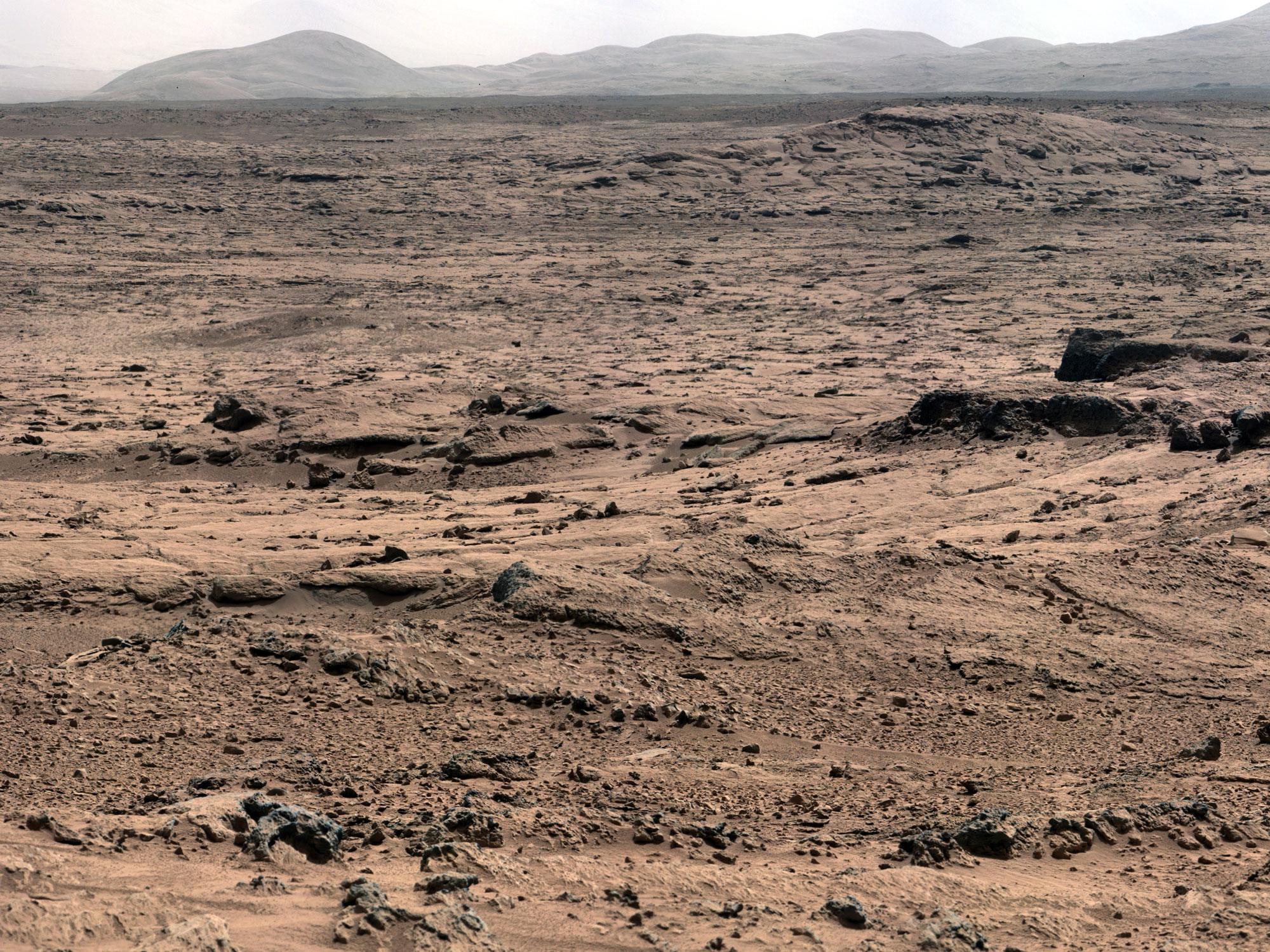 mars curiosity rover recent news - photo #10