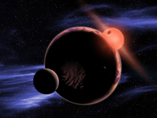 Astronomers estimate that six percent of red dwarfs have a temperate Earth-size planet, as close as 13 light-years away.