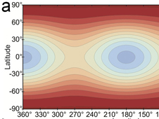 Io Predicted Heat Flow Map