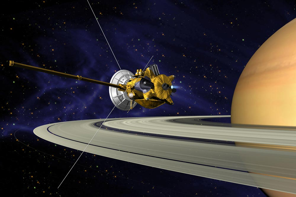 NASA - JPL - Cassini-Huygens