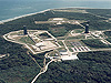 An aerial view of Launch Complex 36.