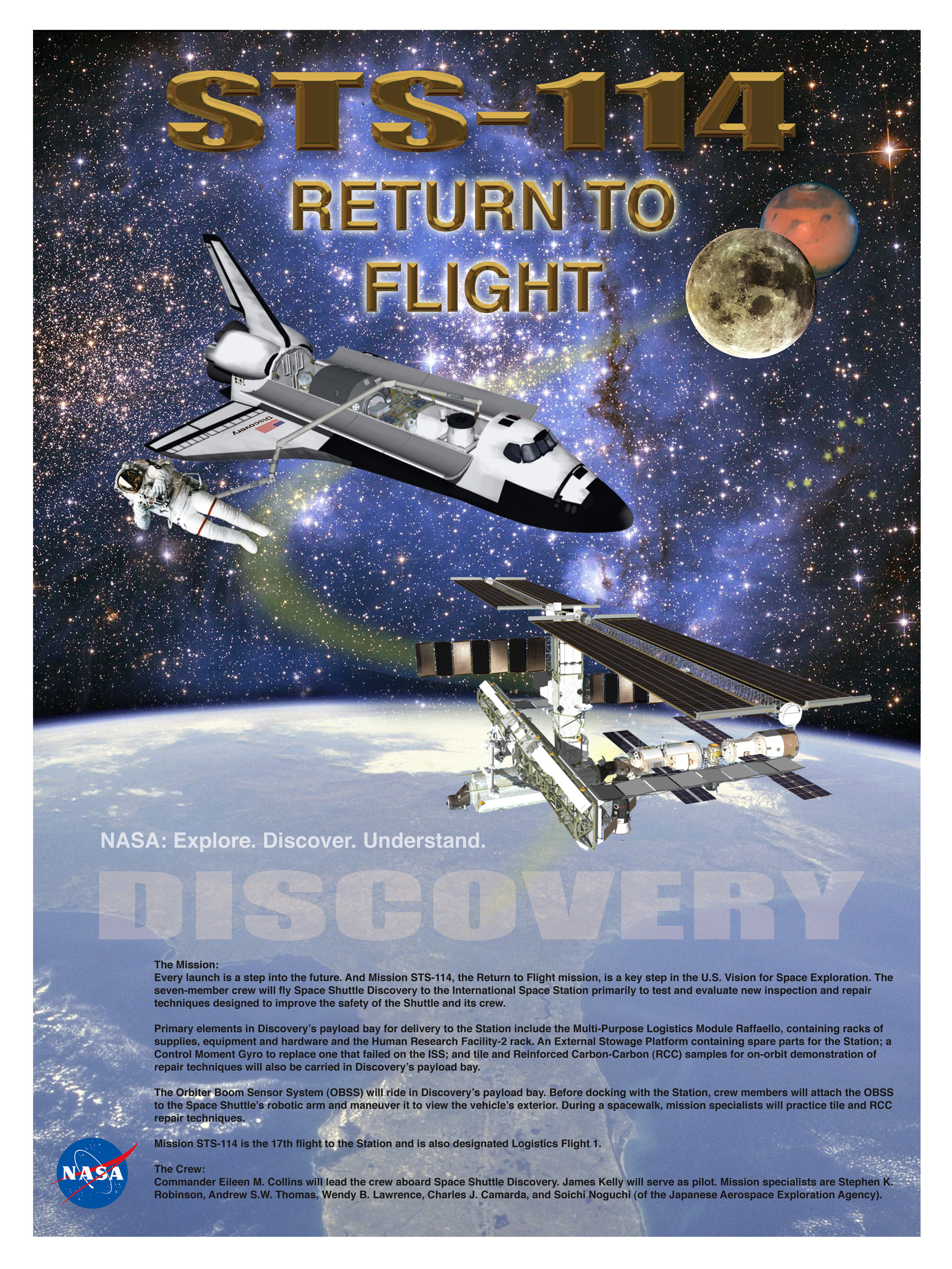 1000+ images about NASA Mission poster on Pinterest ...
