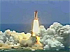 Liftoff of Space Shuttle Discovery on mission STS-121