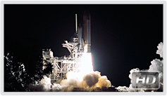 STS-116 launch in High Definition
