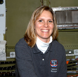 Stephanie Stilson, Discovery flow director