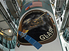 GLAST mission logo on the Delta II rocket.