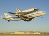 Endeavour begins the ferry flight back to Kennedy