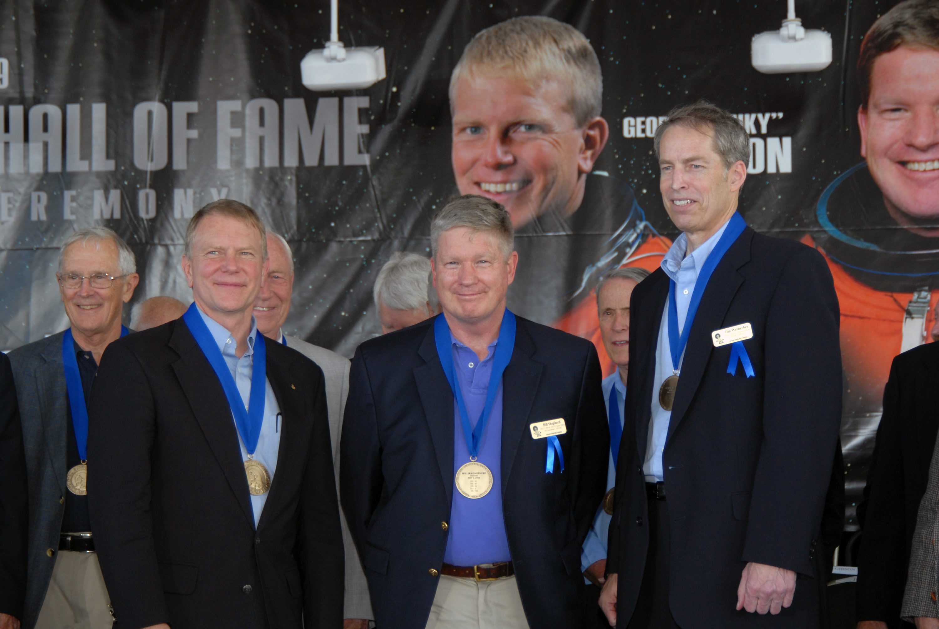 astronaut hall of fame members - photo #21