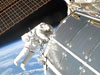 Spacewalking Randy Bresnik