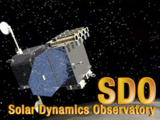 The SDO spacecraft