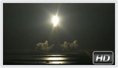STS-130 HD launch video