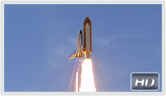 STS-132 launch in High Definition