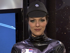 Reality TV star Adrianne Curry