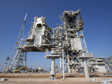 NASA - Launch Pad 39B Morphing to Make More Memories