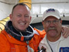 STS-129 Pilot Barry E. Wilmore and Travis Thompson