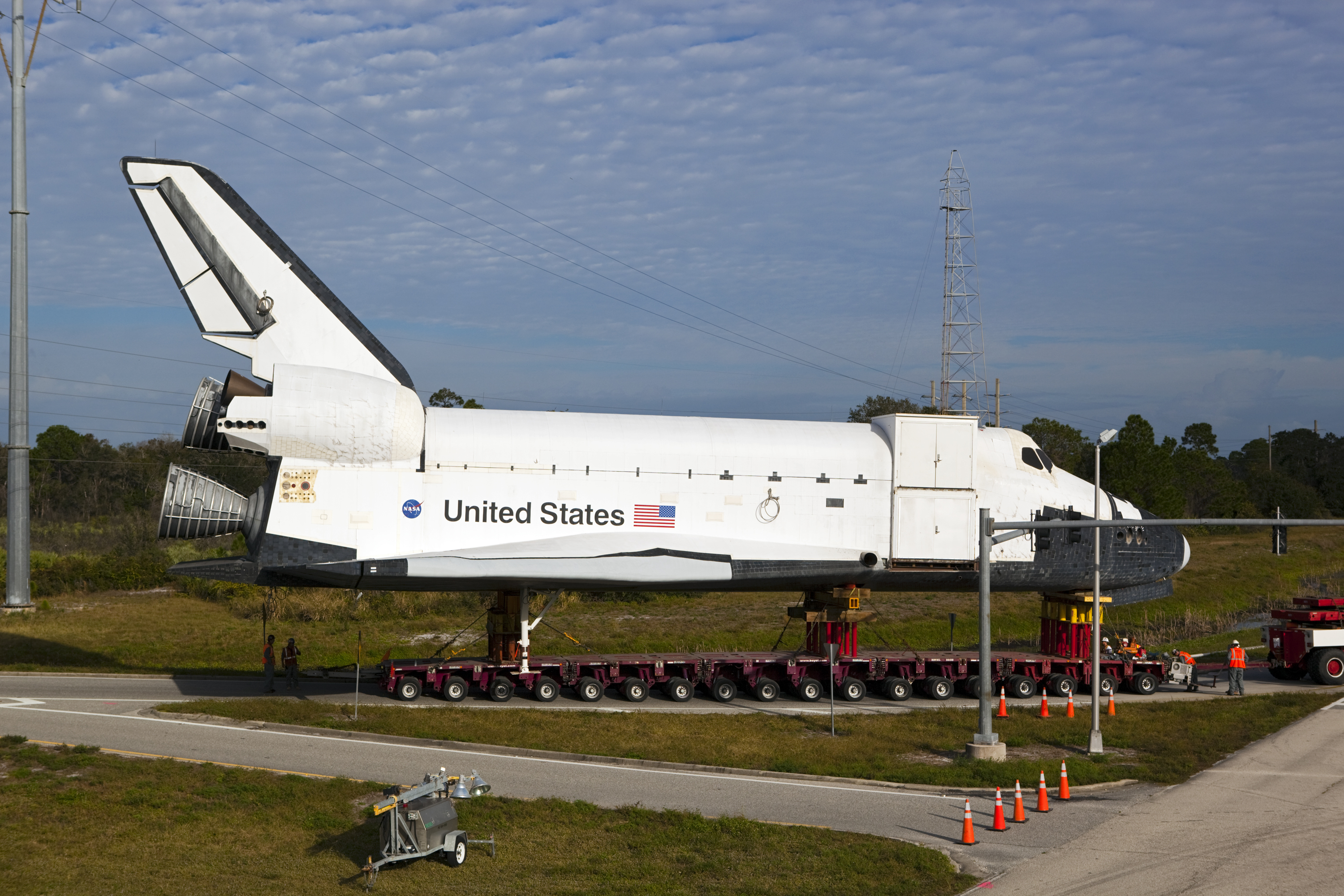 nasa truck side view - photo #43