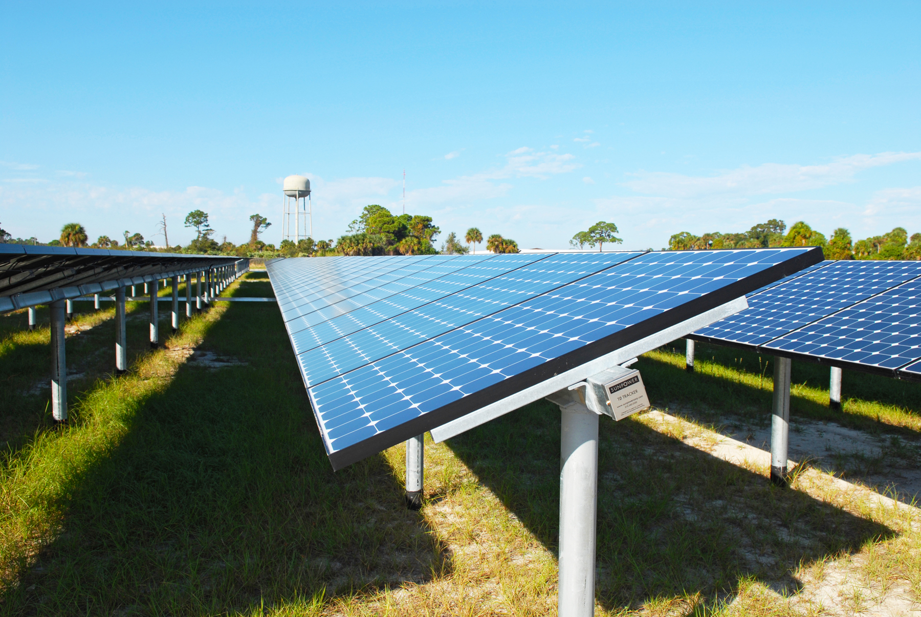 Nasa kennedy 39 s sustainability plan for Solar ranch