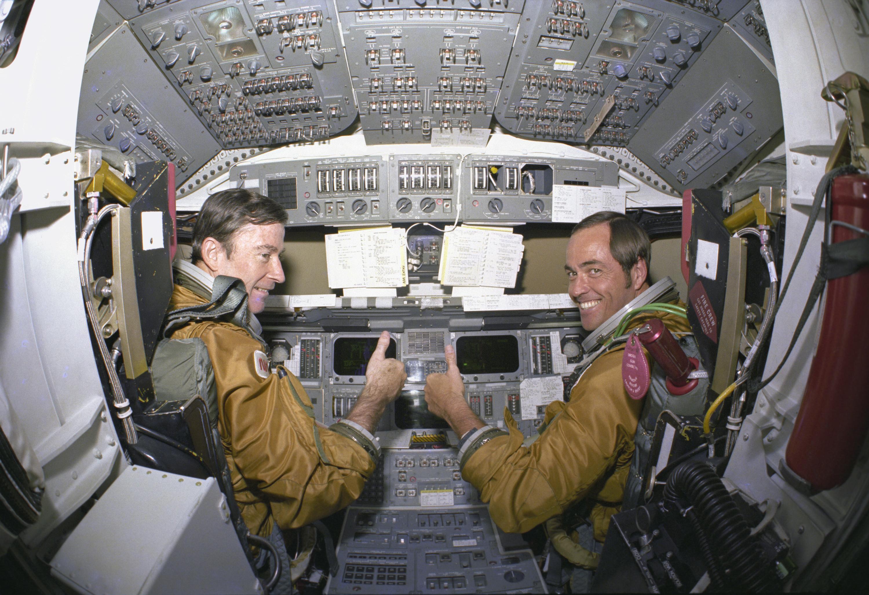 NASA - Shuttle Era Begins