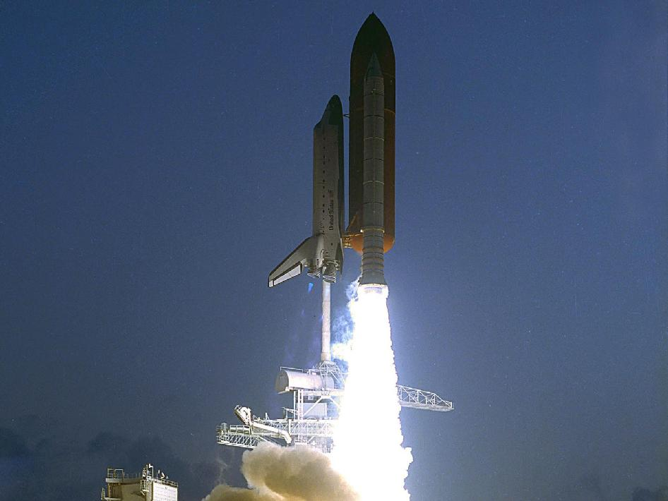 Space Shuttle Endeavour Launch Time images