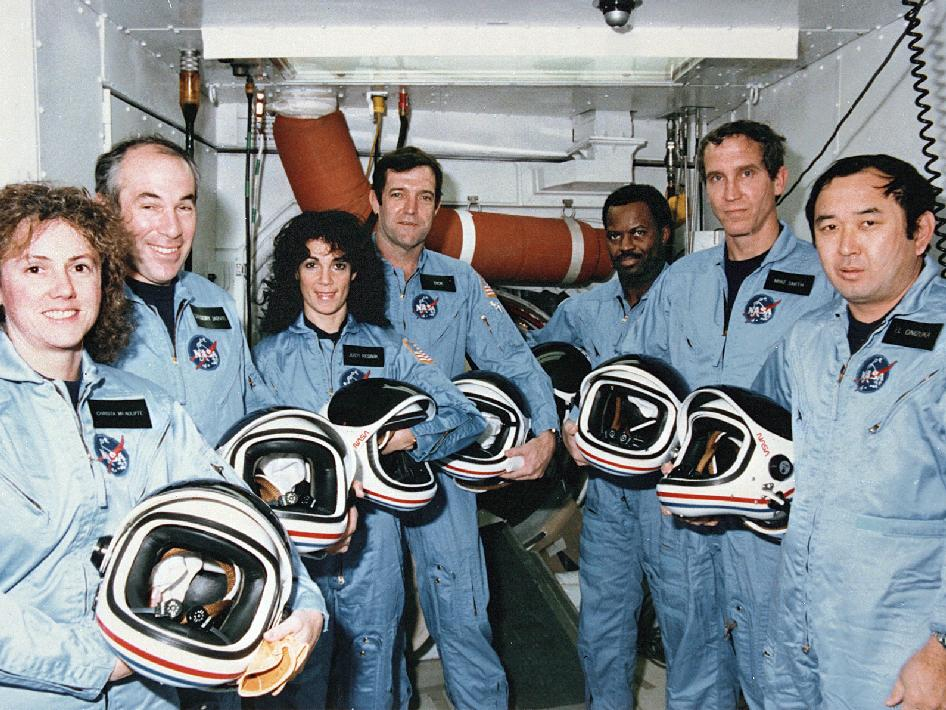NASA - Remembering Challenger's STS-51L Astronauts