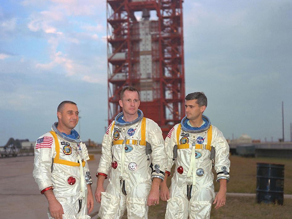 NASA - Remembering the Apollo 1 Astronauts