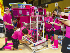 FIRST Robotics Team 233,