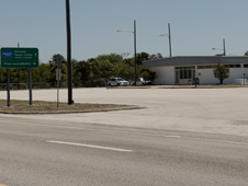 Kennedy Space Center's Pass and Identification Building