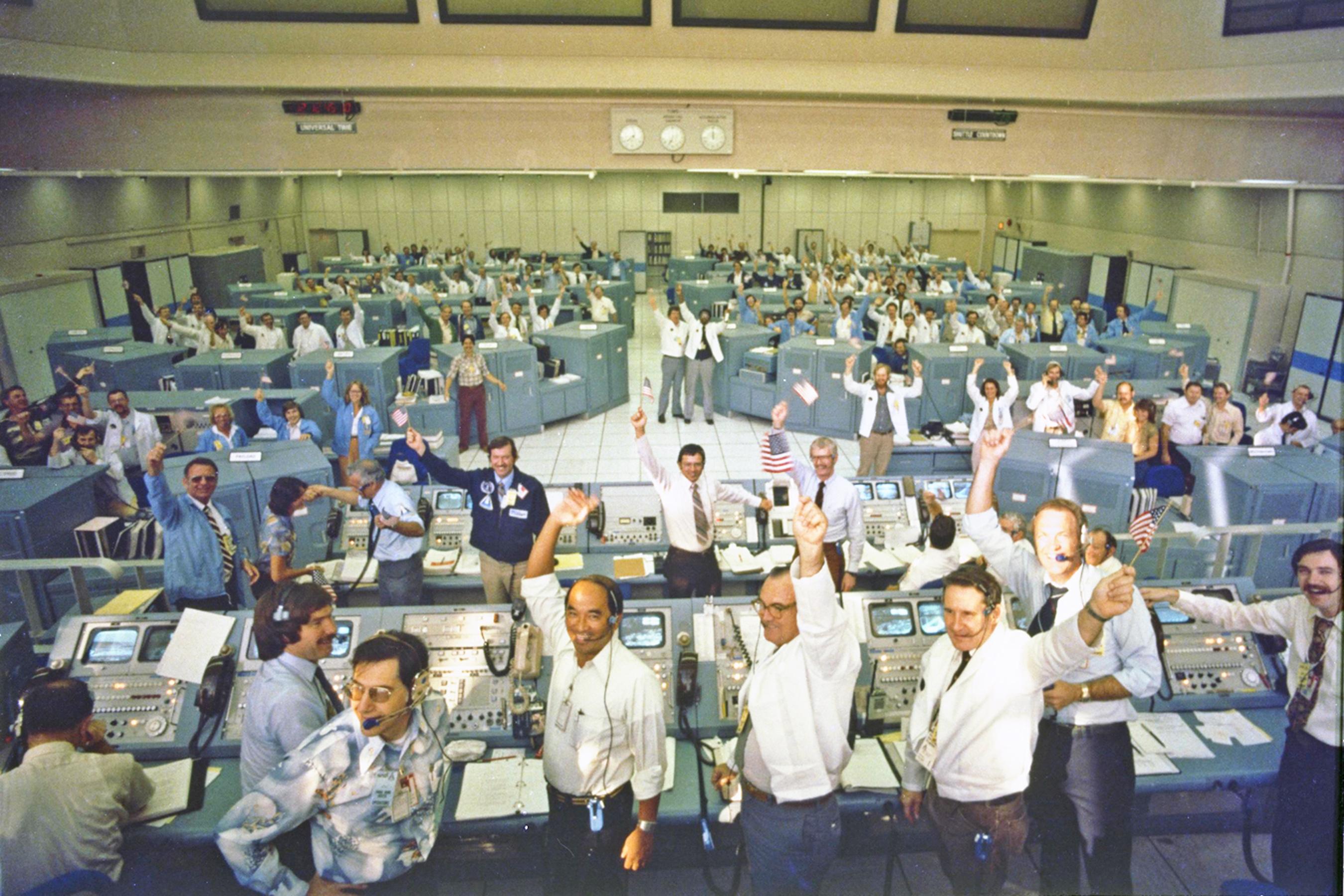 NASA - 1980s: All Eyes Focus on Space Shuttle