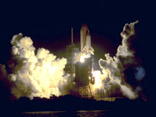 Space shuttle Discovery launches on STS-92