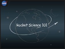 Rocket Science 101 logo