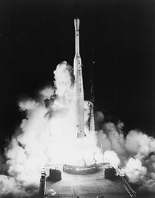 Telstar 1 is launched.