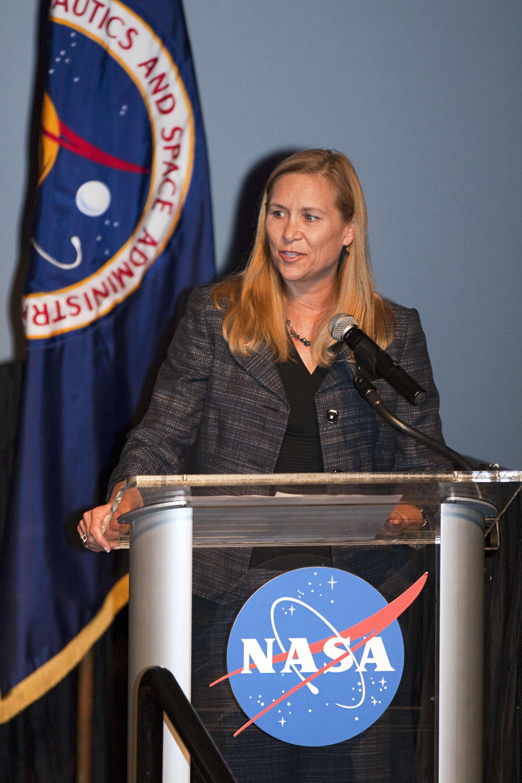 NASA - Bolden Challenges International Space University