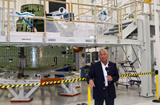 NASA Administrator Charlie Bolden talks about the Orion EFT-1