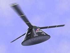The roto-capsule in flight