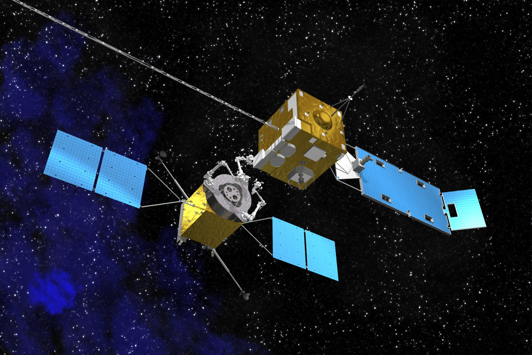 NASA - Kennedy Supporting Effort to Develop Satellite ...