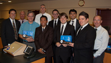 Kennedy Space Center and Rollins College MBA participants