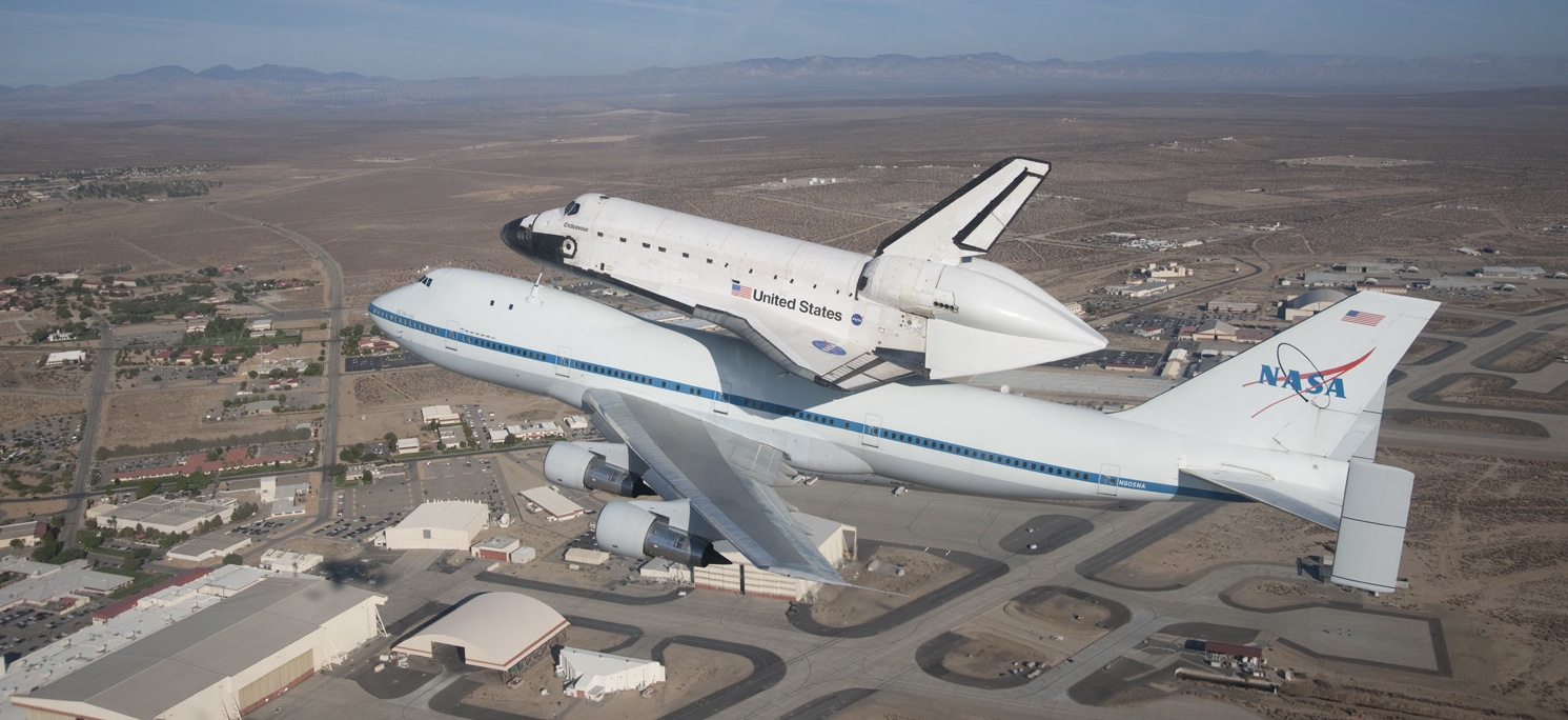 kelly afb space shuttle carrier aircraft - photo #44